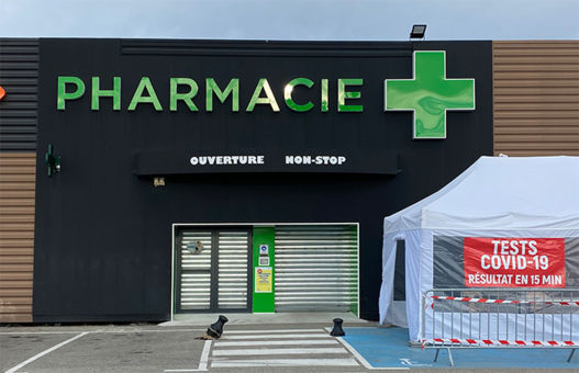Pharmacie de Sarrola,SARROLA-CARCOPINO