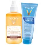 Acheter VICHY CAPITAL SOLEIL SPF30 Eau solaire hâle sublimé Spray/200ml à SARROLA-CARCOPINO