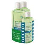 Acheter Ducray Shampooing extra doux usage fréquent 2*Fl/400ml+Fl/200ml à SARROLA-CARCOPINO