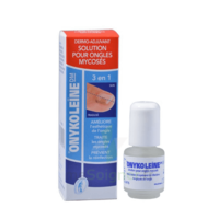 ONYKOLEINE DM Sol ongles mycosés Fl/4ml à SARROLA-CARCOPINO