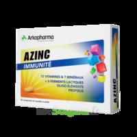 Azinc Immunité Tri Couches Comprimés B/30 à SARROLA-CARCOPINO