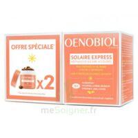Oenobiol Solaire Express Caps 2b/15 à SARROLA-CARCOPINO