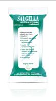 Saugella Antiseptique Lingette Hygiène Intime Paquet/15 à SARROLA-CARCOPINO