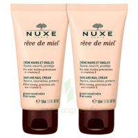 Rêve De Miel® Crème Mains Et Ongles 2*50ml à SARROLA-CARCOPINO