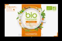 Nutrisanté Infusions Bio Tisane Digestion 20 Sachets à SARROLA-CARCOPINO