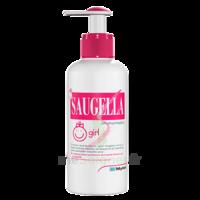 SAUGELLA GIRL Savon liquide hygiène intime Fl pompe/200ml à SARROLA-CARCOPINO