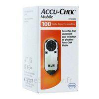 Accu-chek Mobile Cassettes B/2 X 50 à SARROLA-CARCOPINO