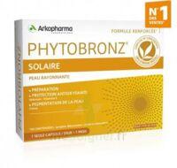 Phytobronz Solaire Caps Tous Types De Peaux 2b/30 à SARROLA-CARCOPINO