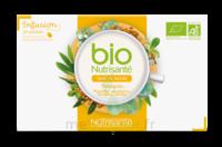 Nutrisanté Infusions Bio Tisane Régulation des sucres 20 Sachets à SARROLA-CARCOPINO