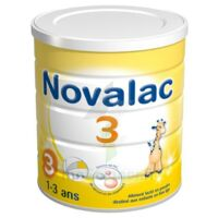 Novalac 3 Lait De Croissance B/800g à SARROLA-CARCOPINO