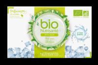 Nutrisanté Infusions Bio Tisane froide Minceur 20 Sachets à SARROLA-CARCOPINO