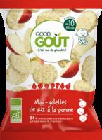 Good Goût Alimentation Infantile Mini Galette De Riz Pomme Sachet/40g à SARROLA-CARCOPINO