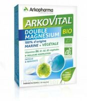 Arkovital Bio Double Magnésium Comprimés B/30 à SARROLA-CARCOPINO