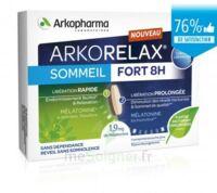 Arkorelax Sommeil Fort 8H Comprimés B/15 à SARROLA-CARCOPINO