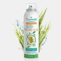 Puressentiel Assainissant Spray Textiles Anti Parasitaire - 150 Ml à SARROLA-CARCOPINO
