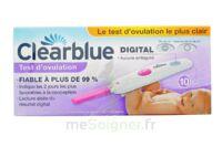 Test D'ovulation Digital Clearblue X 10 à SARROLA-CARCOPINO