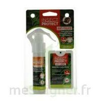 Insect Protect Spray Peau + Spray VÊtements Fl/18ml+fl/50ml à SARROLA-CARCOPINO