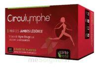 Santé Verte Circulymphe Triple Actions B/60 à SARROLA-CARCOPINO