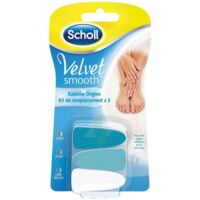 Scholl Velvet Smooth Ongles Sublimes Kit De Remplacement à SARROLA-CARCOPINO