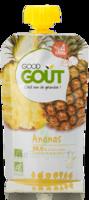 GOOD GOUTS FRUITS ANANAS BIO DES 4 MOIS 120 G à SARROLA-CARCOPINO