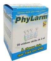 Phylarm, Unidose 2 Ml, Bt 28 à SARROLA-CARCOPINO