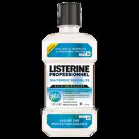 Listerine Professionnel Bain bouche traitement sensibilité 500ml à SARROLA-CARCOPINO