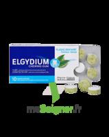 Elgydium Antiplaque Chew gum B/10 à SARROLA-CARCOPINO