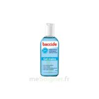 Baccide Gel mains désinfectant sans rinçage 75ml à SARROLA-CARCOPINO