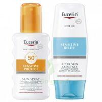EUCERIN SUN SENSITIVE PROTECT SPF50 Coffret spray à SARROLA-CARCOPINO