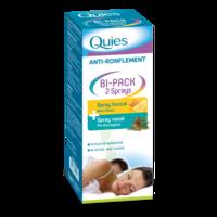 Quies Bi-Pack 2 Sprays buccal et nasale anti-ronflement à SARROLA-CARCOPINO