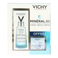 Vichy Minéral 89 + Aqualia Coffret à SARROLA-CARCOPINO