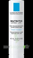 Nutritic Stick Lèvres Sèche Sensibles Etui/4,7ml à SARROLA-CARCOPINO