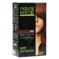 Nature & Soin Kit coloration 6GC blond foncé doré cuivré à SARROLA-CARCOPINO