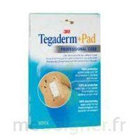 Tegaderm + Pad, 9 Cm X 10 Cm , Bt 5 à SARROLA-CARCOPINO