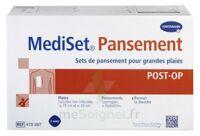 Mediset® Set De Pansement Post Op Avec Coupe-fil Pour Grandes Plaies - Boîte De 3 Soins à SARROLA-CARCOPINO