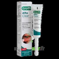 Gum Aftaclear Gel Aphtes Lésions Buccales 10ml à SARROLA-CARCOPINO
