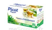 Picot Maman Tisane d'allaitement Verveine 20 Sachets à SARROLA-CARCOPINO