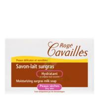 Rogé Cavaillès Savon Lait Surgras Hydratant 100g à SARROLA-CARCOPINO