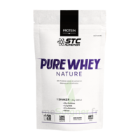 Stc Nutrition Pure Whey Nature 500g à SARROLA-CARCOPINO