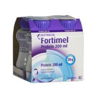 Fortimel Protein Sensation Nutriment Neutre 4 Bouteilles/200ml à SARROLA-CARCOPINO