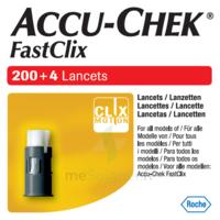 Accu-chek Fastclix Lancettes B/204 à SARROLA-CARCOPINO