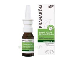 Aromaforce Solution Nasale Dégage Le Nez 15ml à SARROLA-CARCOPINO