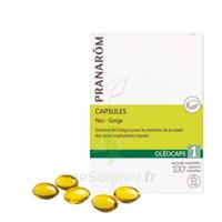 Oléocaps 1 Caps Voies Respiratoires Bio B/30 à SARROLA-CARCOPINO