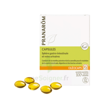 Oléocaps 2 Caps Santé Intestinale Bio B/30 à SARROLA-CARCOPINO