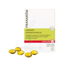 Oléocaps 4 Caps Système Immunitaire Bio B/30 à SARROLA-CARCOPINO