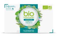 Nutrisanté Infusions Bio Respiratoire 20 Sachets à SARROLA-CARCOPINO