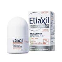Etiaxil Aisselles Déodorant Confort + Roll-on/15ml à SARROLA-CARCOPINO