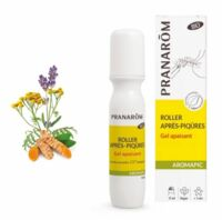 Pranarôm Aromapic Bio Gel Apaisant Après-piqûres Roller/75ml à SARROLA-CARCOPINO