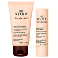 Rêve De Miel Crème Mains Et Ongles + Stick Lèvres Hydratant à SARROLA-CARCOPINO