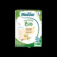 Modilac Céréales Farine Vanille Dès 6 Mois B/250g à SARROLA-CARCOPINO